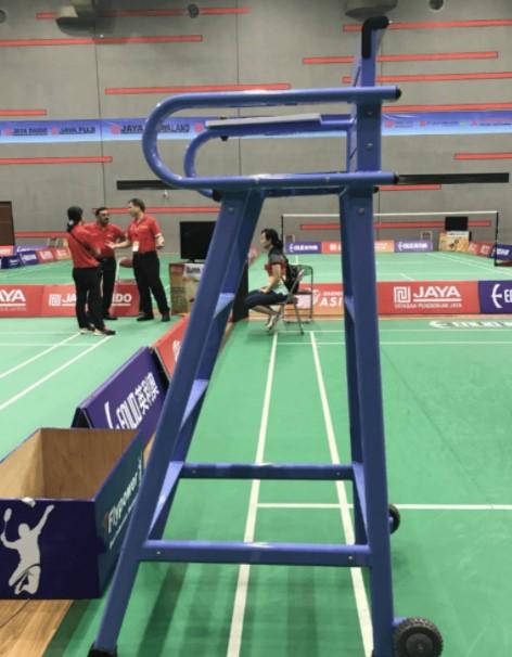 jual kursi wasit badminton