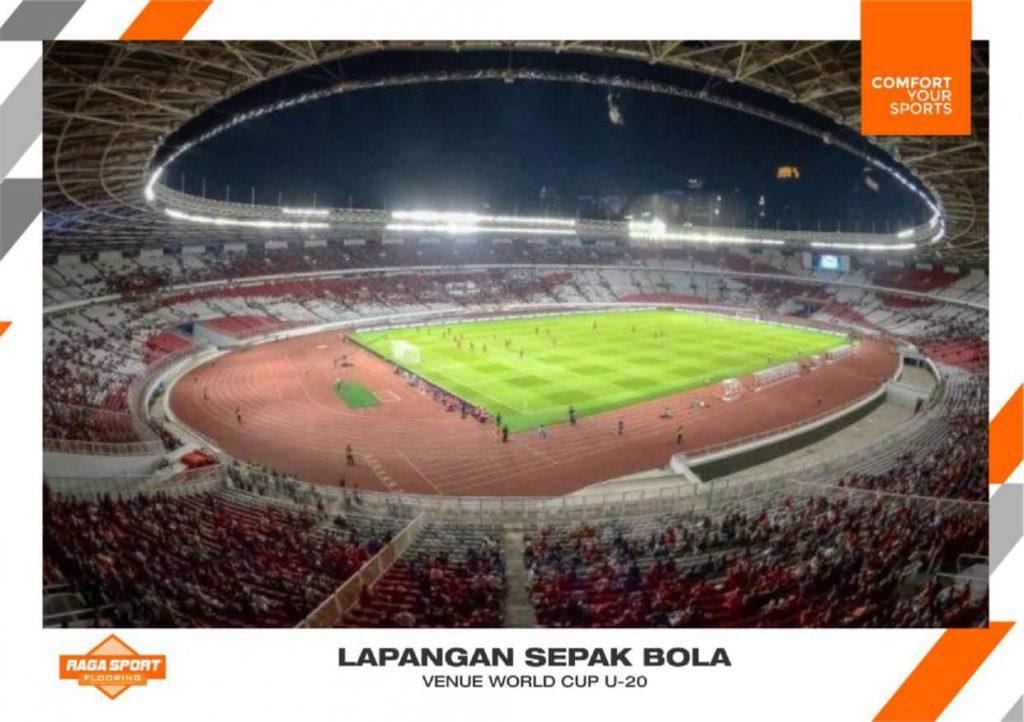 biaya pembuatan lapangan sepak bola