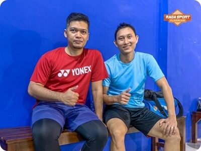 Sony Dwi Kuncoro - Raga Sport Flooring